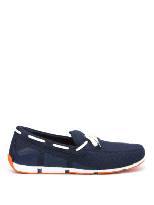 Swims: Loafers & Slippers - Breeze mesh fabric loafers