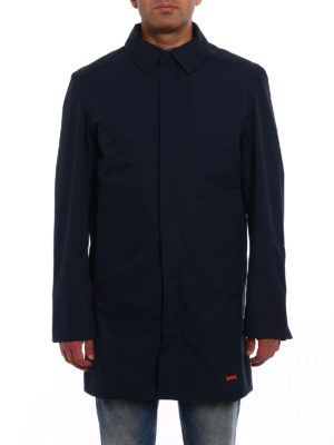 Swims: padded coats online - Eton Convertible blue padded coat
