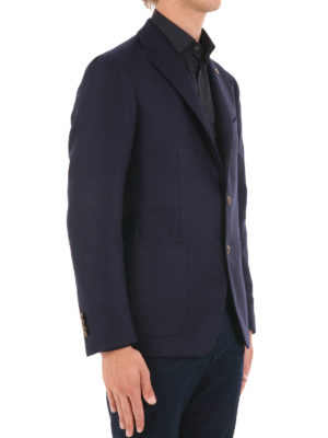 Tagliatore: blazers online - Two button wool blazer