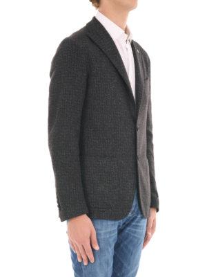 Tagliatore: blazers online - Unlined wool blazer