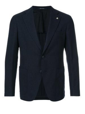 Tagliatore: blazers - Pure wool unstructured blazer