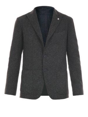 Tagliatore: blazers - Unlined wool blazer