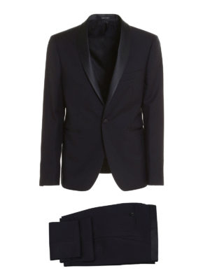 Tagliatore: dinner suits - Wool super 110's tuxedo