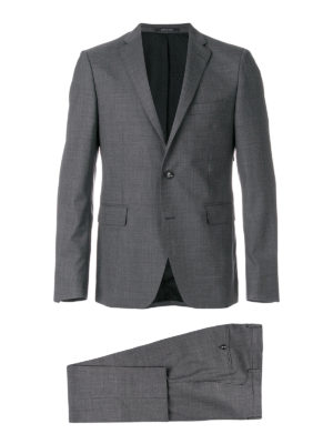 Tagliatore: formal suits - Grey wool two-piece suit