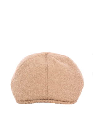 Tagliatore: hats & caps online - Virgin wool blend hat