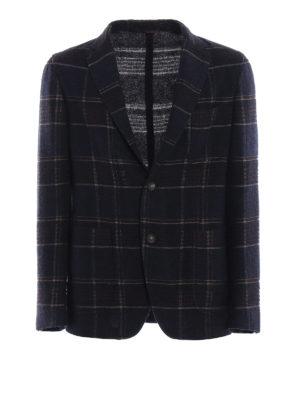 The Gigi: giacche blazer - Blazer Angie destrutturato in misto lana