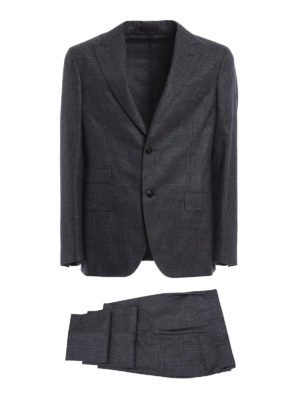 The Gigi: casual suits - Degas Alp Prince of Wales suit