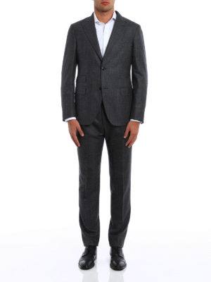 The Gigi: casual suits online - Degas Alp Prince of Wales suit