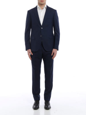 The Gigi: formal suits online - Lightweight wool suit
