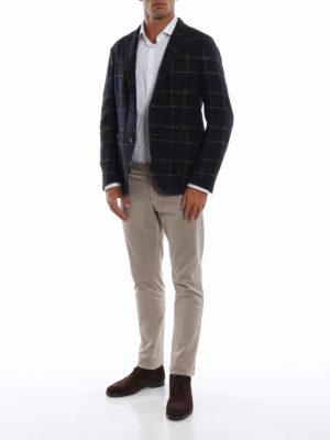 The Gigi: giacche blazer online - Blazer Angie destrutturato in misto lana