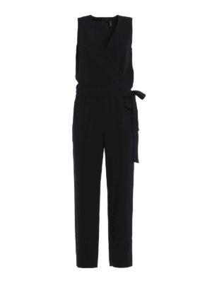 Theory: jumpsuits - Alvmie light crepe jumpsuit