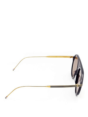 Thom Browne: sunglasses online - Acetate sunglasses
