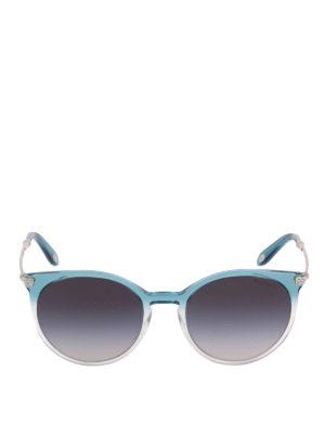 TIFFANY & CO.: Occhiali online - Occhiali da sole color Tiffany con cristalli