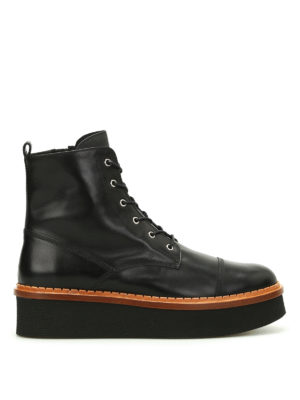 Tod'S: ankle boots - 3A lace-up ankle boots