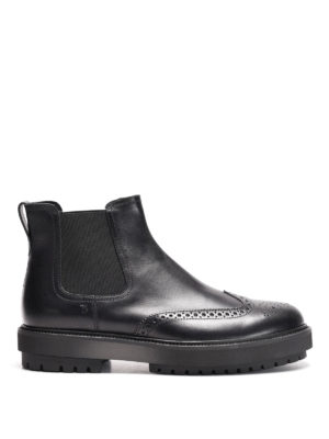 Tod'S: ankle boots - Extralight chelsea boots