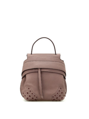 Tod'S: backpacks - Wave Bag Mini backpack