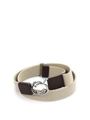 Tod'S: belts - Canvas belt