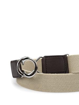 Tod'S: belts online - Canvas belt