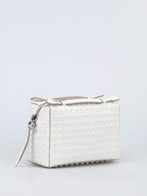 Tod'S: bowling bags online - Don Gommini mini bowling bag