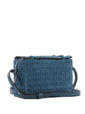 Tod'S: bowling bags online - Micro bowling bag