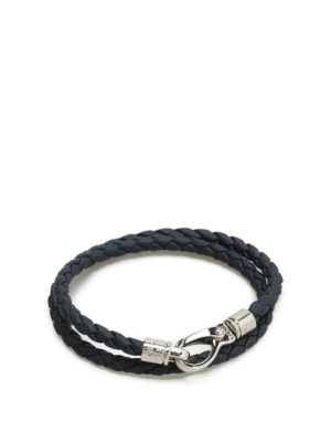 Tod'S: Bracelets & Bangles - MyColors leather bracelet