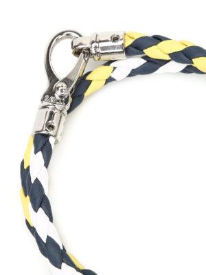 Tod'S: Bracelets & Bangles online - Scooby Trek leather bracelet
