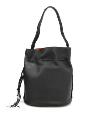 Tod'S: Bucket bags - Gipsy large bucket bag