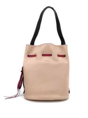 Tod'S: Bucket bags - Gipsy large bucket bag