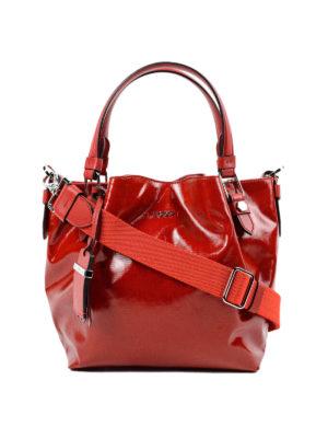 Tod'S: Bucket bags - Mini Flower bag
