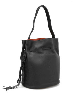 Tod'S: Bucket bags online - Gipsy large bucket bag