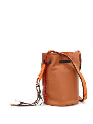 Tod'S: Bucket bags online - Gipsy small bucket bag