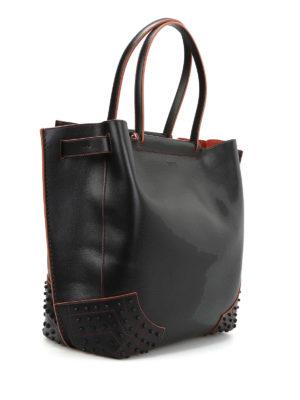 Tod'S: Bucket bags online - Medium Wave bucket bag