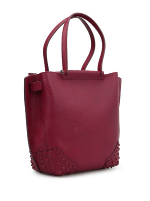 Tod'S: Bucket bags online - Small Wave bucket bag