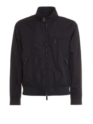 Tod'S: casual jackets - Cotton blend multi pocket jacket