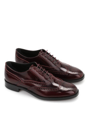 Tod'S: classic shoes - Classic brogue shoes