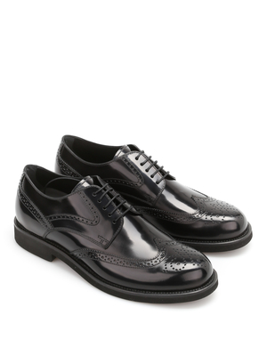 Tod'S: classic shoes - Lace-up brogues shoes