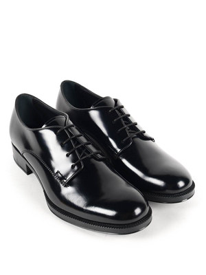 Tod'S: classic shoes - Leather lace-up shoes