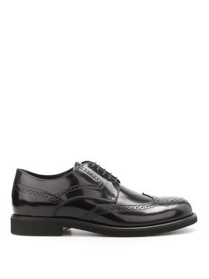 Tod'S: classic shoes online - Lace-up brogues shoes