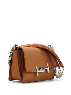 Tod'S: cross body bags online - Double T small crossbody