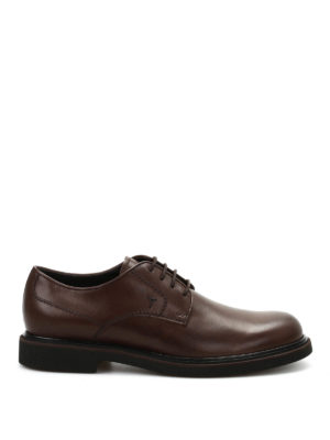 Tod'S: lace-ups shoes - Derby Fondo Guardolo Climb