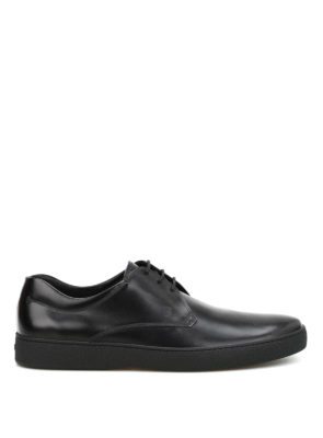 Tod'S: lace-ups shoes - Leather casual Derby