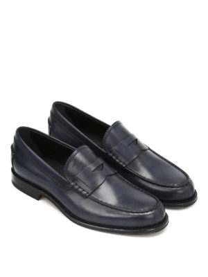 Tod'S: lace-ups shoes online - British style leather derby shoes