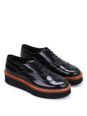 Tod'S: lace-ups shoes online - Gomma T50 Bucature