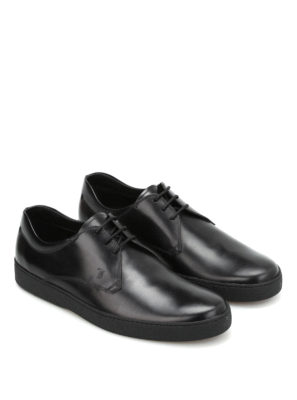 Tod'S: lace-ups shoes online - Leather casual Derby