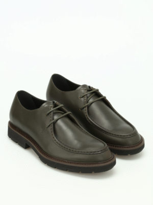 Tod'S: lace-ups shoes online - Paraboot leather laced-up shoes