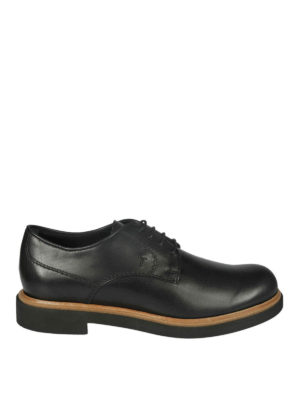 Tod'S: lace-ups shoes - Plain toe Derby shoes