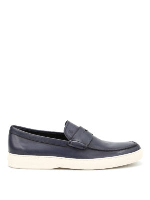 Tod'S: Loafers & Slippers - 22A vintage leather loafers