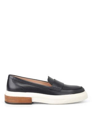 Tod'S: Loafers & Slippers - 92B maxi rubber sole loafers
