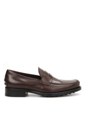 Tod'S: Loafers & Slippers - Boston loafers