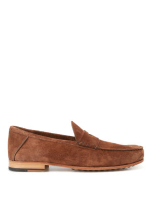 Tod'S: Loafers & Slippers - Classic suede loafers